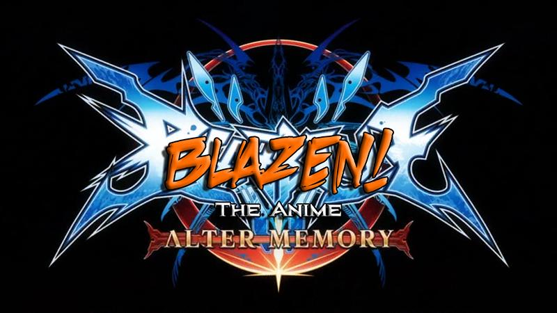 Blazen! - The Anime (Teaser)
